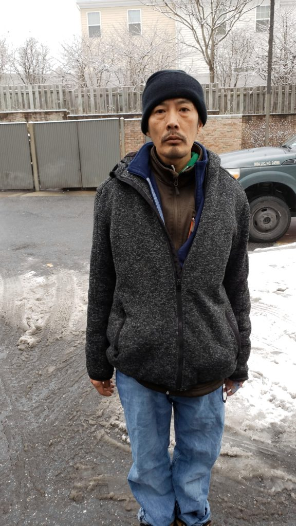 Photo of missing person