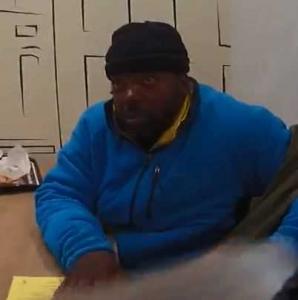 Olney commercial burglary suspect