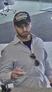 Gaithersburg TD Bank robbery suspect