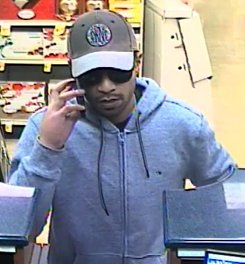 Suspect who robbed a SunTrust Bank in Rockville on January 27