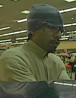 Additional photo of suspect