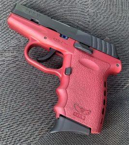 Recovered gun