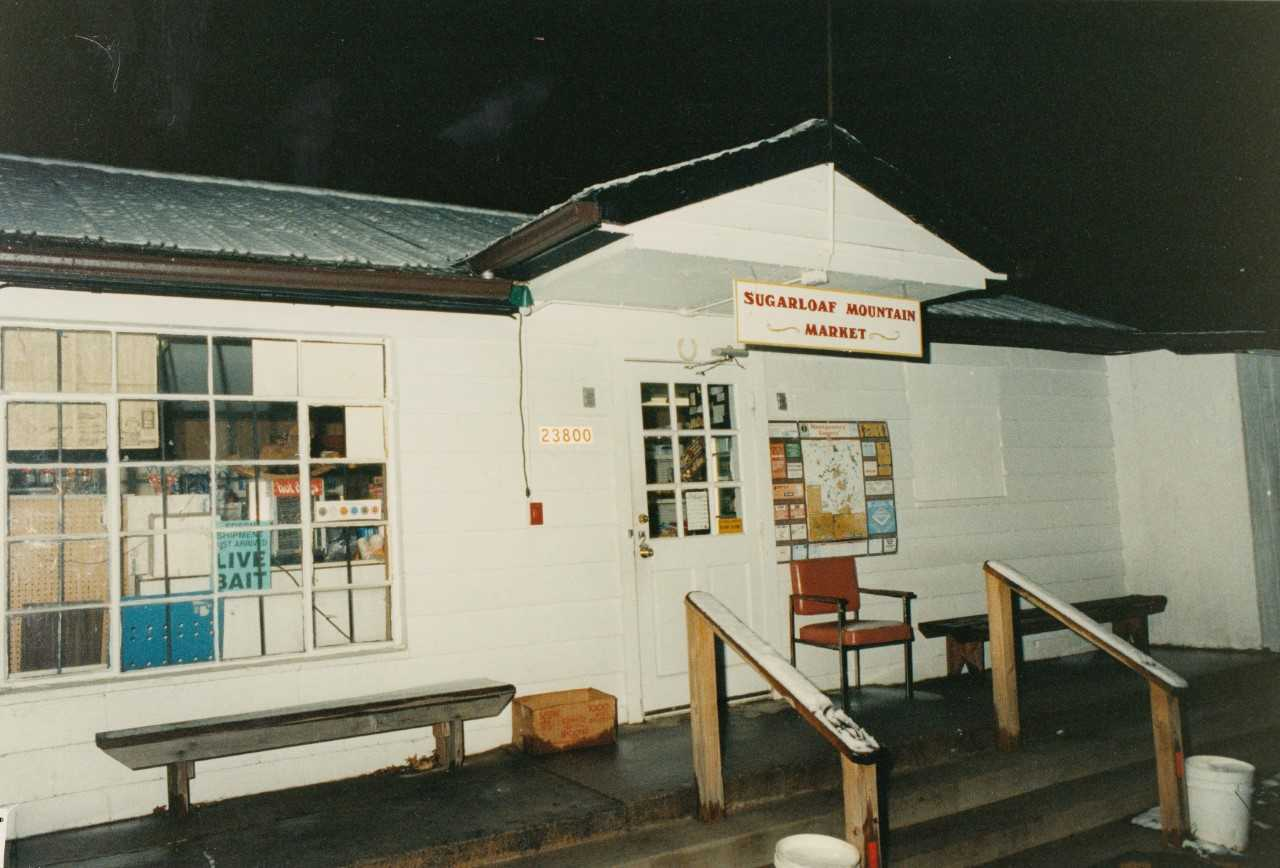 Sugarloaf Market (as it looked at time of homicide)
