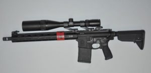 pic of Springfield Armory Rifle