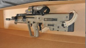 pic of Tavor Rifle