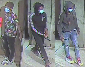 Suspects in Silver Spring armed robbery and auto theft