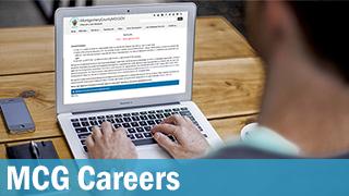 MCG Careers Website