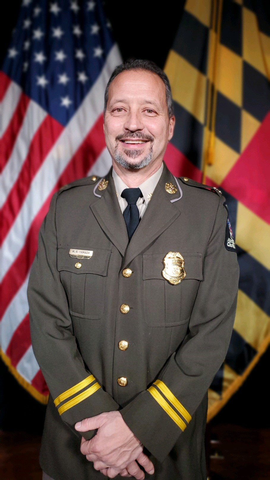 Assistant Chief Marc Yamada