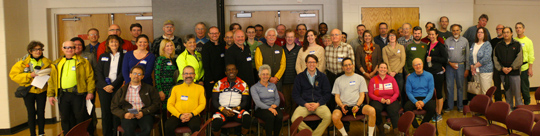 MoCo Bike Summit Group Photo