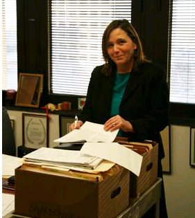 Deputy State's Attorney Laura Chase