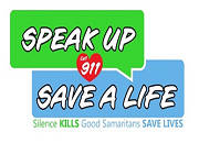 Speak Up Save a Life