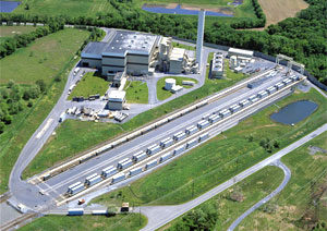 photo: aerial view of Resource Recovery Facility