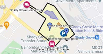 Transfer Station Drop-off Hours & Locations