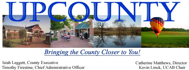 Upcounty - bringing the county closer to you
