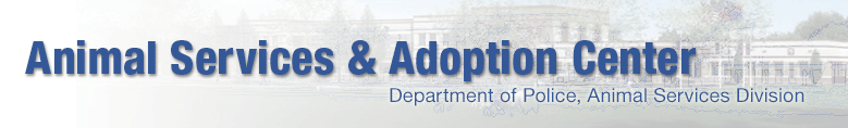 Animal Services & Adoption Center