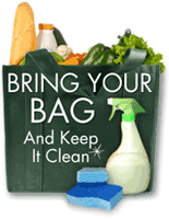 image: Keep Your Bags Clean!