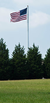 Flag Pole tower