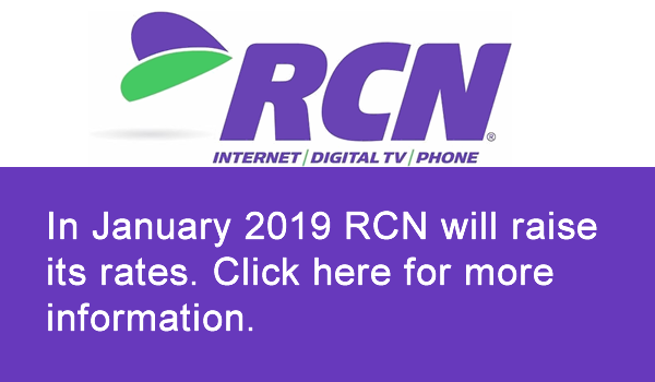 RCN rates increasing