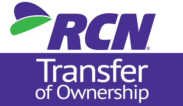 RCN transfer of ownership
