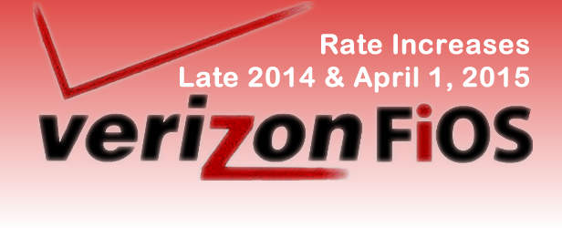Verizon Raises Rates