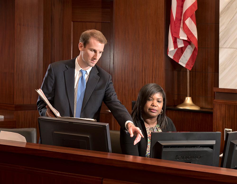 Courtroom Clerks
