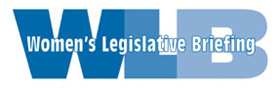 Womens Legislative Briefing Logo