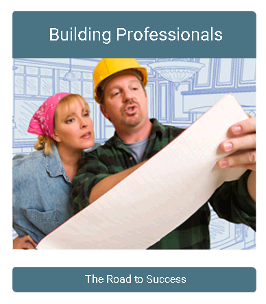 Building Professionals - The Road to Success