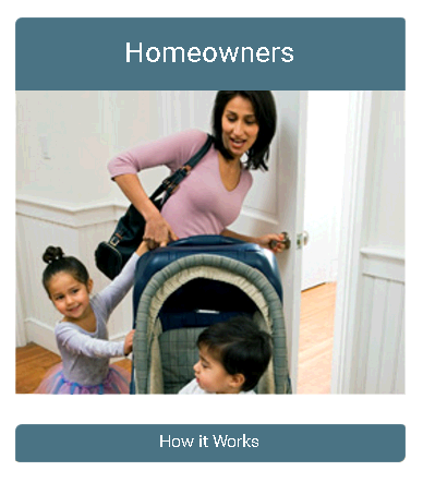Homeowners - How It Works