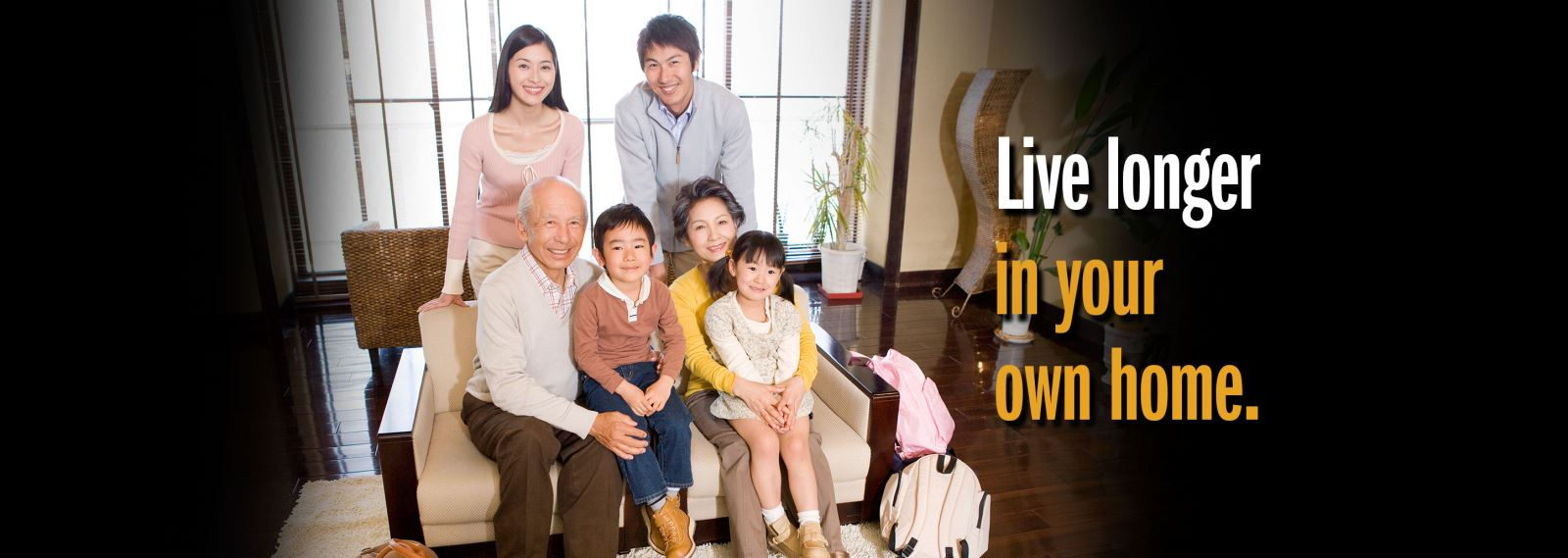 Live Longer in your own home