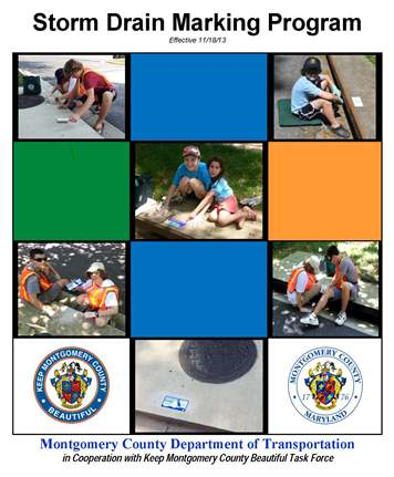 Storm Drain Marking Program Application