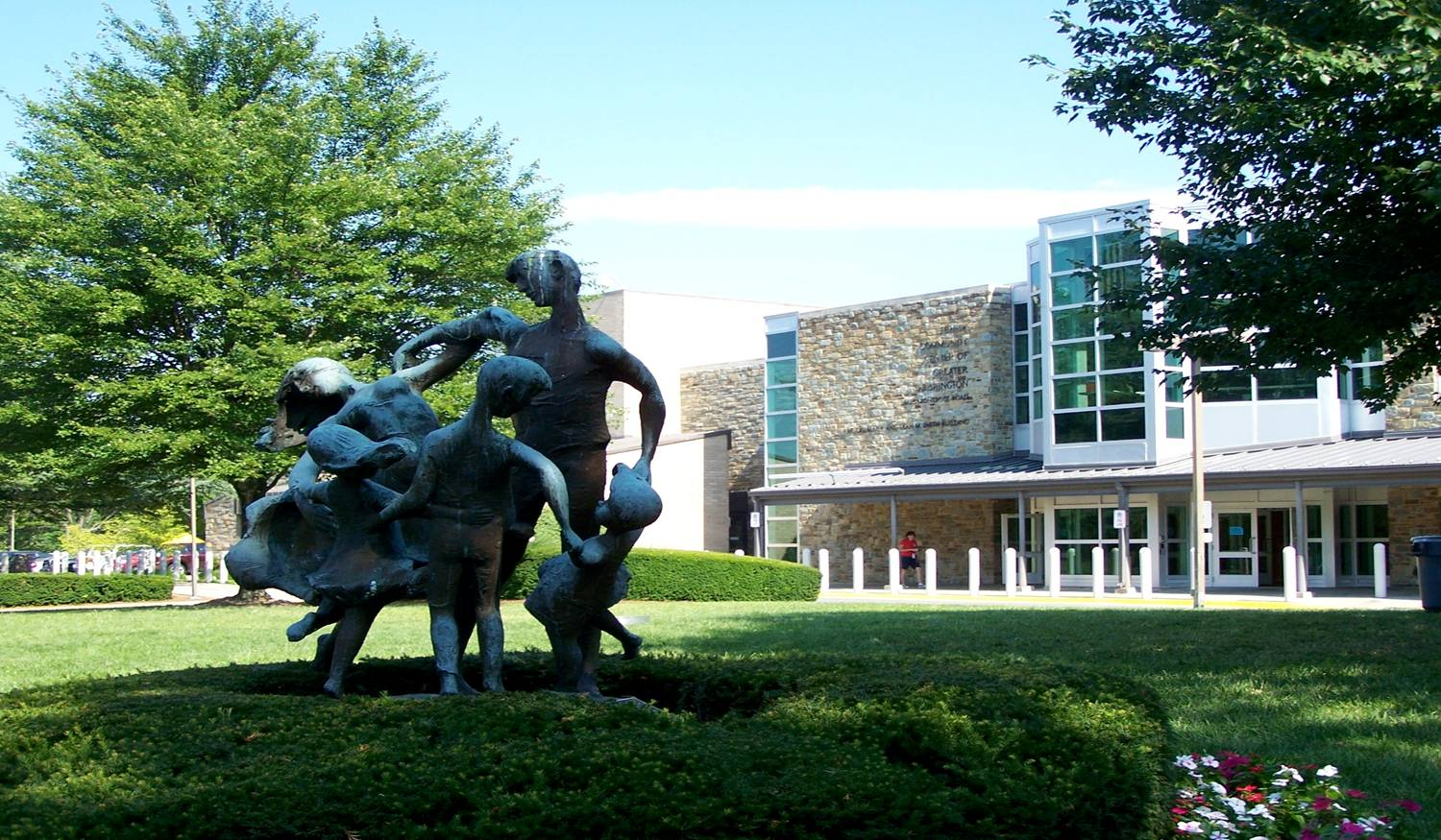 The Jewish Community Center of Greater Washington