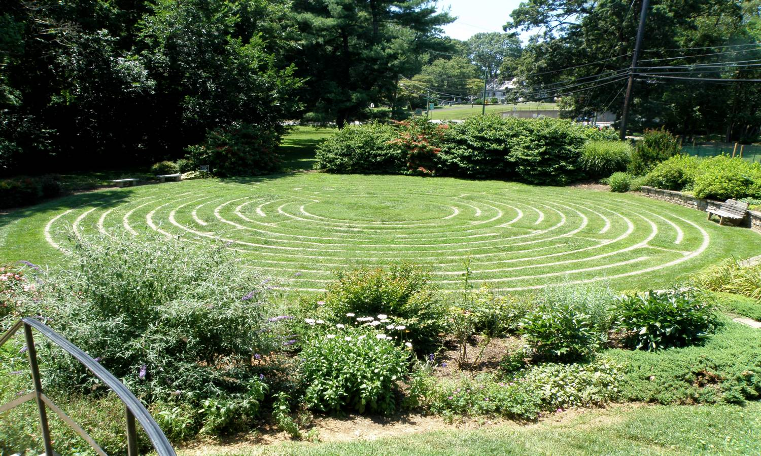 St. Luke's Episcopal Church Labyrinth