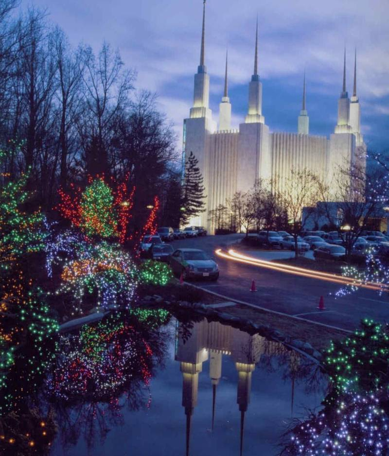 Christmas at the Temple
