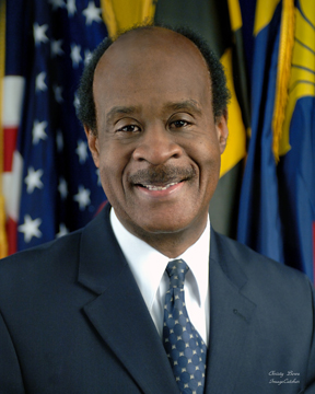 Isiah Leggett, Montgomery County Executive