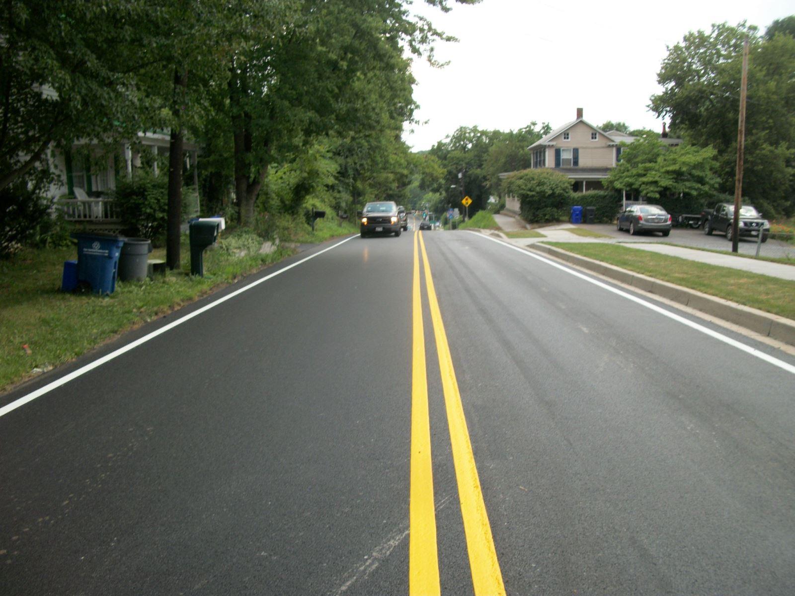 Md 355 Sidewalk Hyattstown