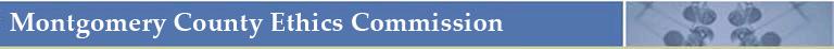 Montgomery County Ethics Commission