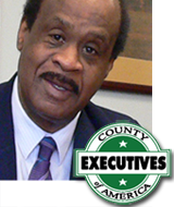 Photo of County Executive Ike Leggett