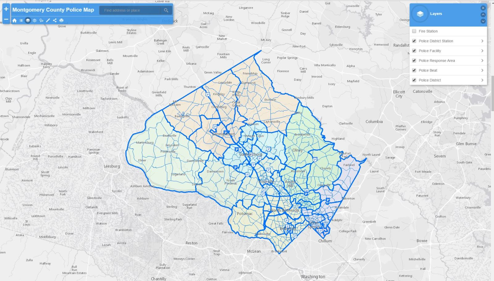 Montgomery County Snow Removal Map Inspiration How Did Montgomery