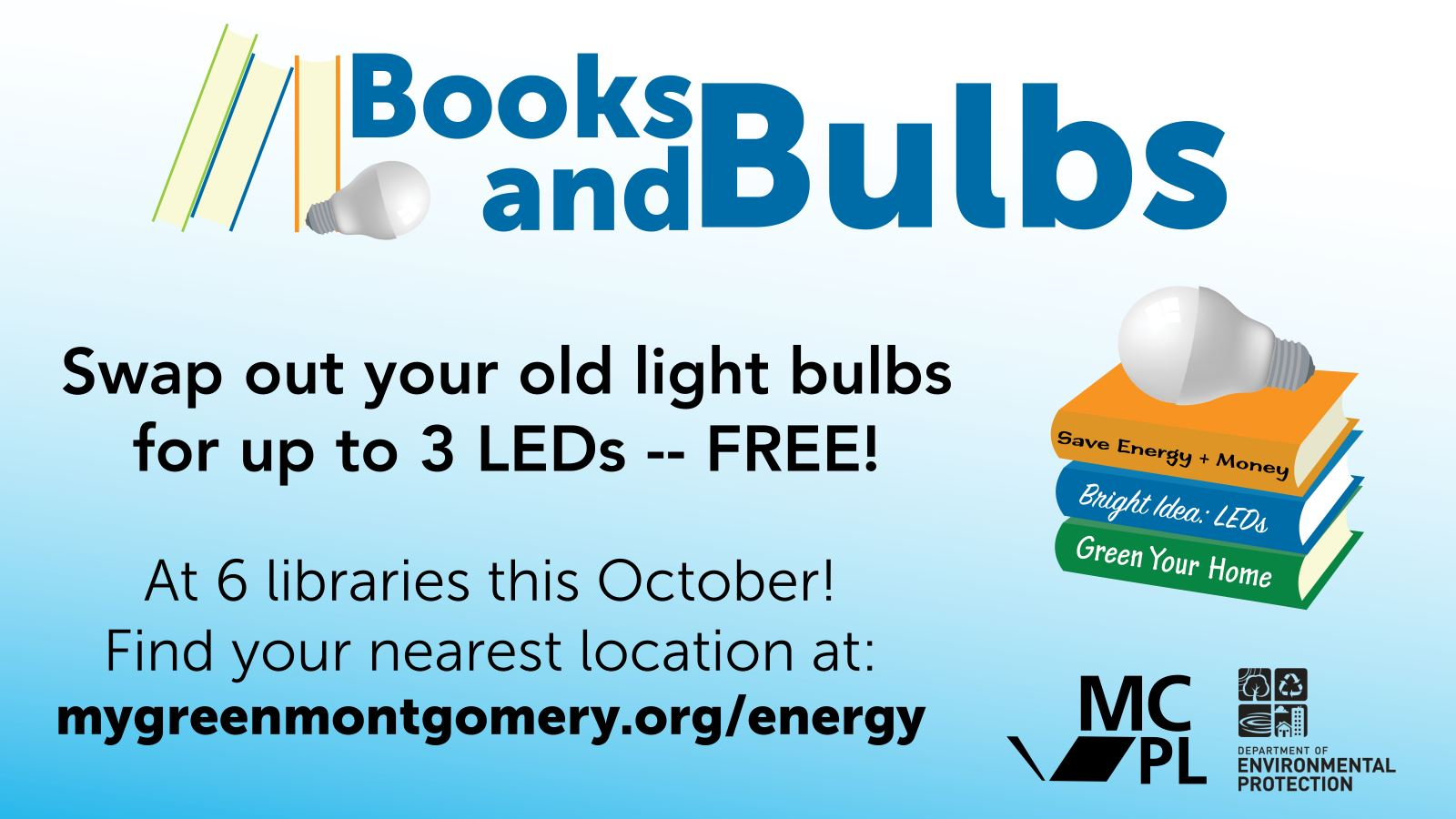 Energy Express at Your Local Library