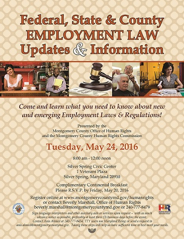 County, State & Federal Employment Update