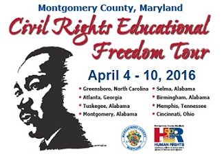2016 Civil Rights Educational Freedom Tour