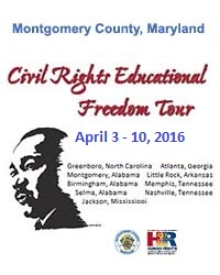 2016 Civil Rights Freedom Tour
