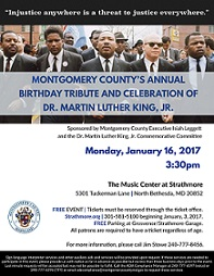 Annual MLK Birthday Tribute and Celebration