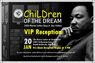 2020 Children of the Dream VIP Reception