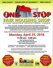 2016 Fairhousing Shop Flyer