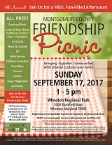 Montgomery County Friendship Picnic