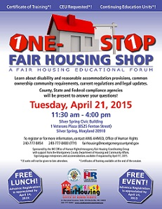 2015 Fairhousing Shop Flyer