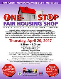 One Stop Fair Housing Shop