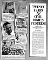 Twenty Years of Civil Rights Progress Cover