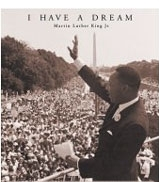 I have a dream poster